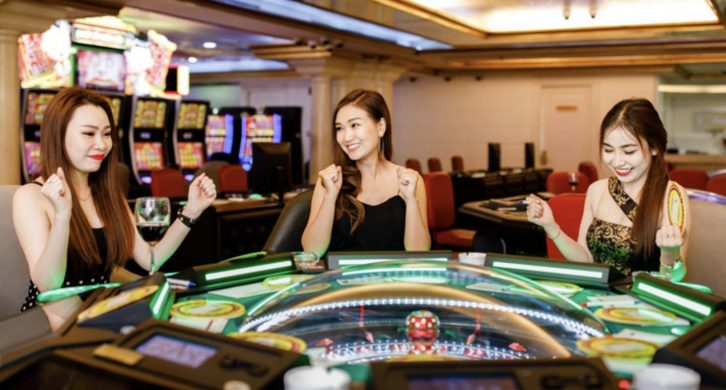 casino games by odds